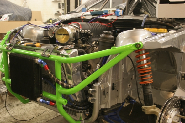 Hgk Racing Bmw E46 V8 Ls7 Supercharged 840hp Driftworks Forum